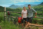 Cycling through the hills of Northern Laos